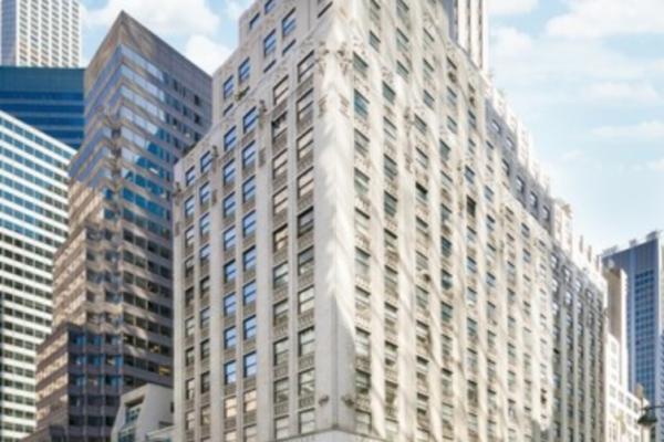 TIO Square Private Investigator Manhattan NY Office Building View