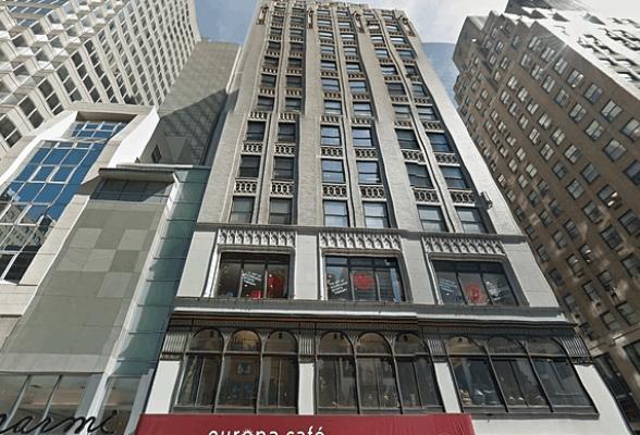 TIO Square Private Investigator Manhattan NY Office Outdoors