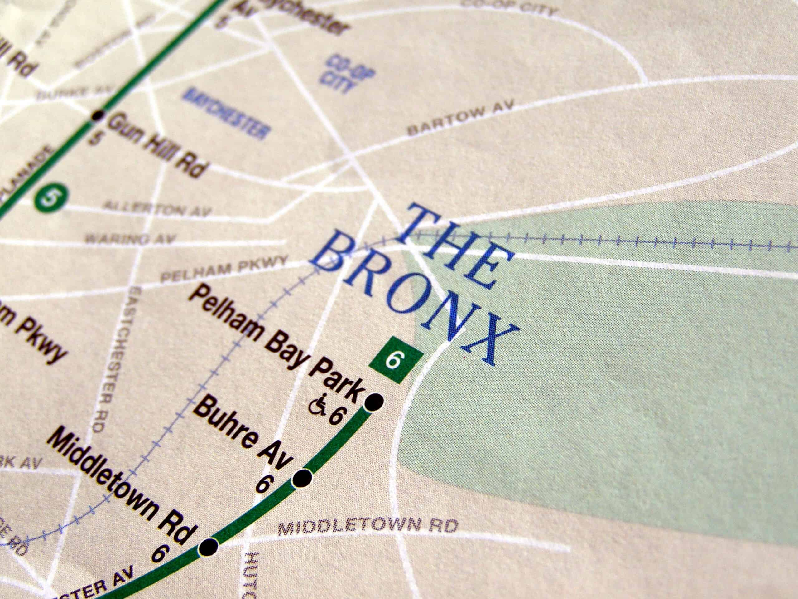 Bronx River (on the border of East and West) Bronx, NY Private Investigator